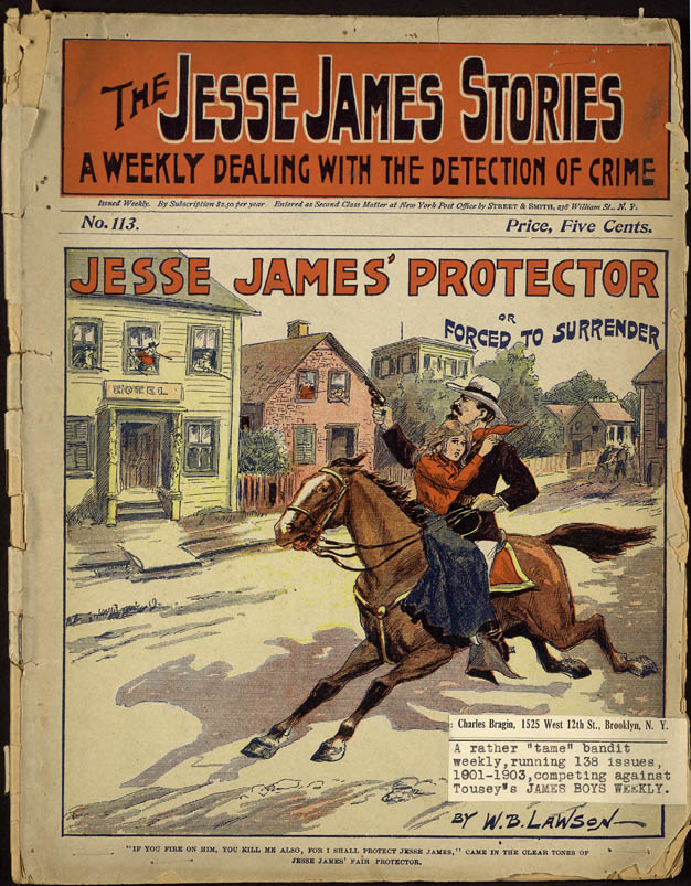 Dime Novels-The history of the Western (1/2)