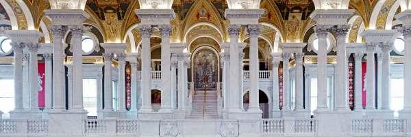 Thomas Jefferson Building Guided Tours