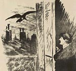 Le corbeau = The raven : poëme