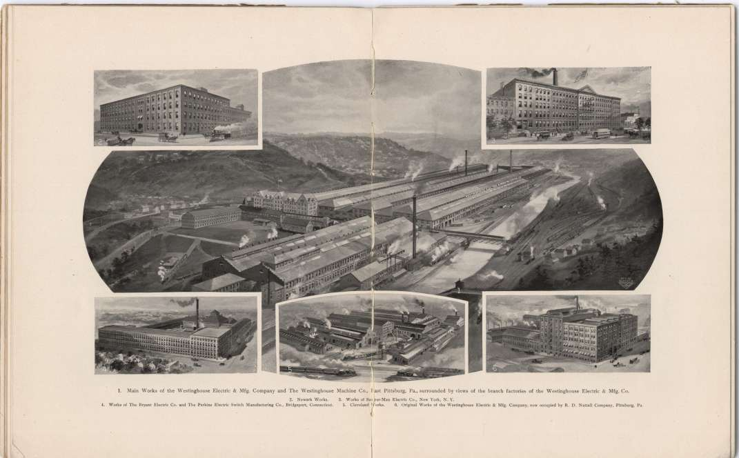 The Westinghouse Electric and Manufacturing Company  The