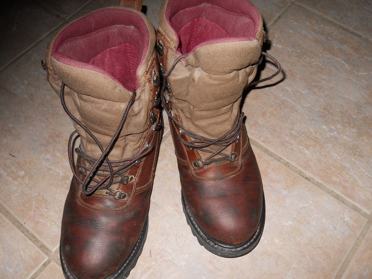 LocaCarnivore Product Review: Cabelas Iron Ridge Insulated Hunting Boots
