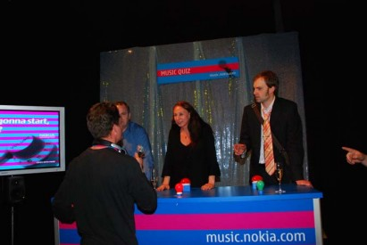 Nokia Game Show