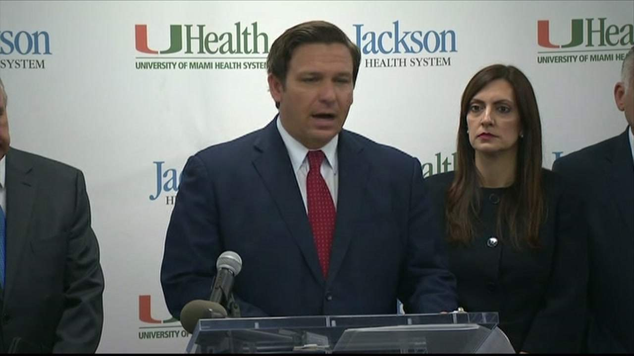 Florida bans nursing home visits as coronavirus spreads