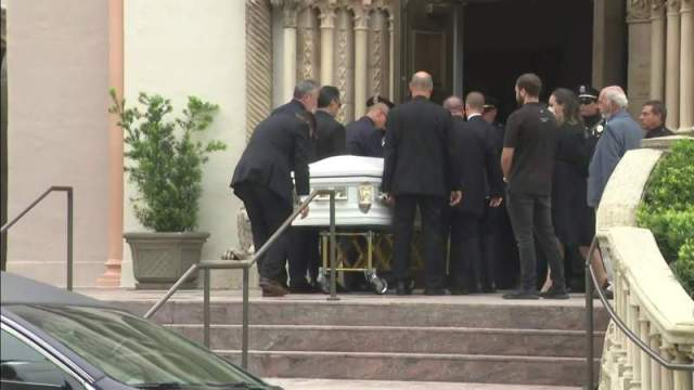 Funerals for victims of Surfside building collapse begin in Miami Beach
