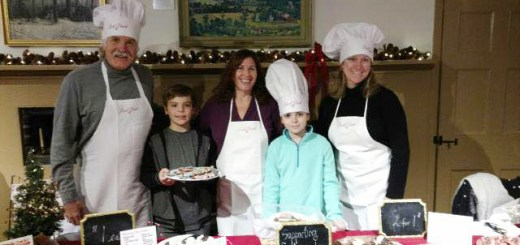A few of our Cookie Walk chefs