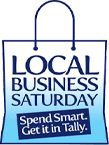 Local Business Saturday icon