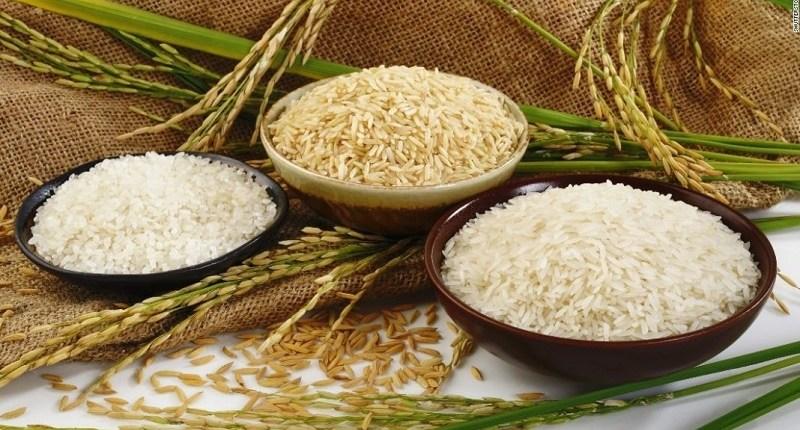 फोर्टिफाइड चावल