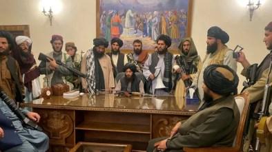 तालिबान का कब्जा