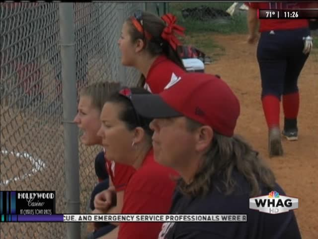 West Virginia Softball Sectionals 5_5_2015_-6932606995317504622