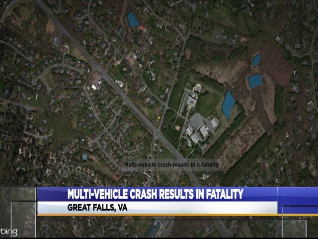 Multi-vehicle crash results in fatality in Virginia_10100544-159532