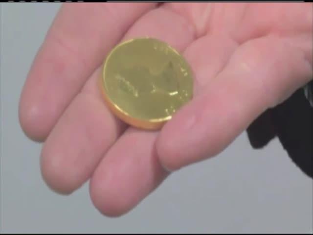 Gold coin_96762240