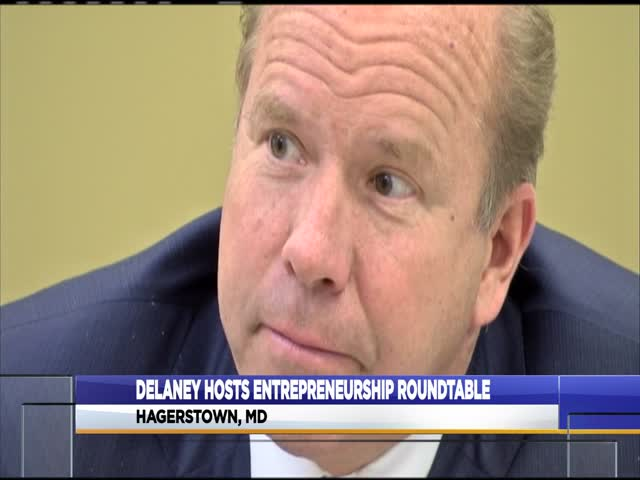 Delaney hosts small business roundtable_44534817