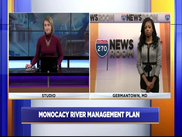 Monocacy River management plan proposed