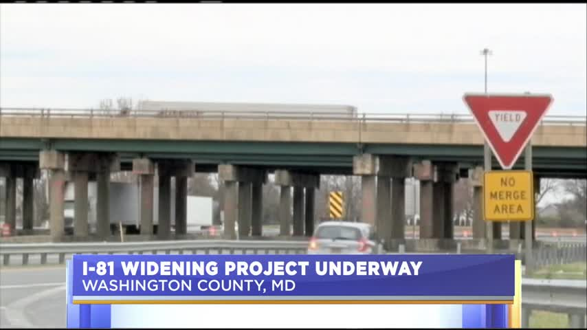 I-I- Widening Interstate-81 in Maryland -Part 2-_66434862