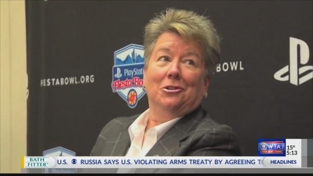 Barbour discusses PSU Football future