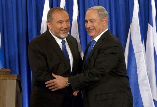 Benjamin Netanyahu, Avigdor Lieberman