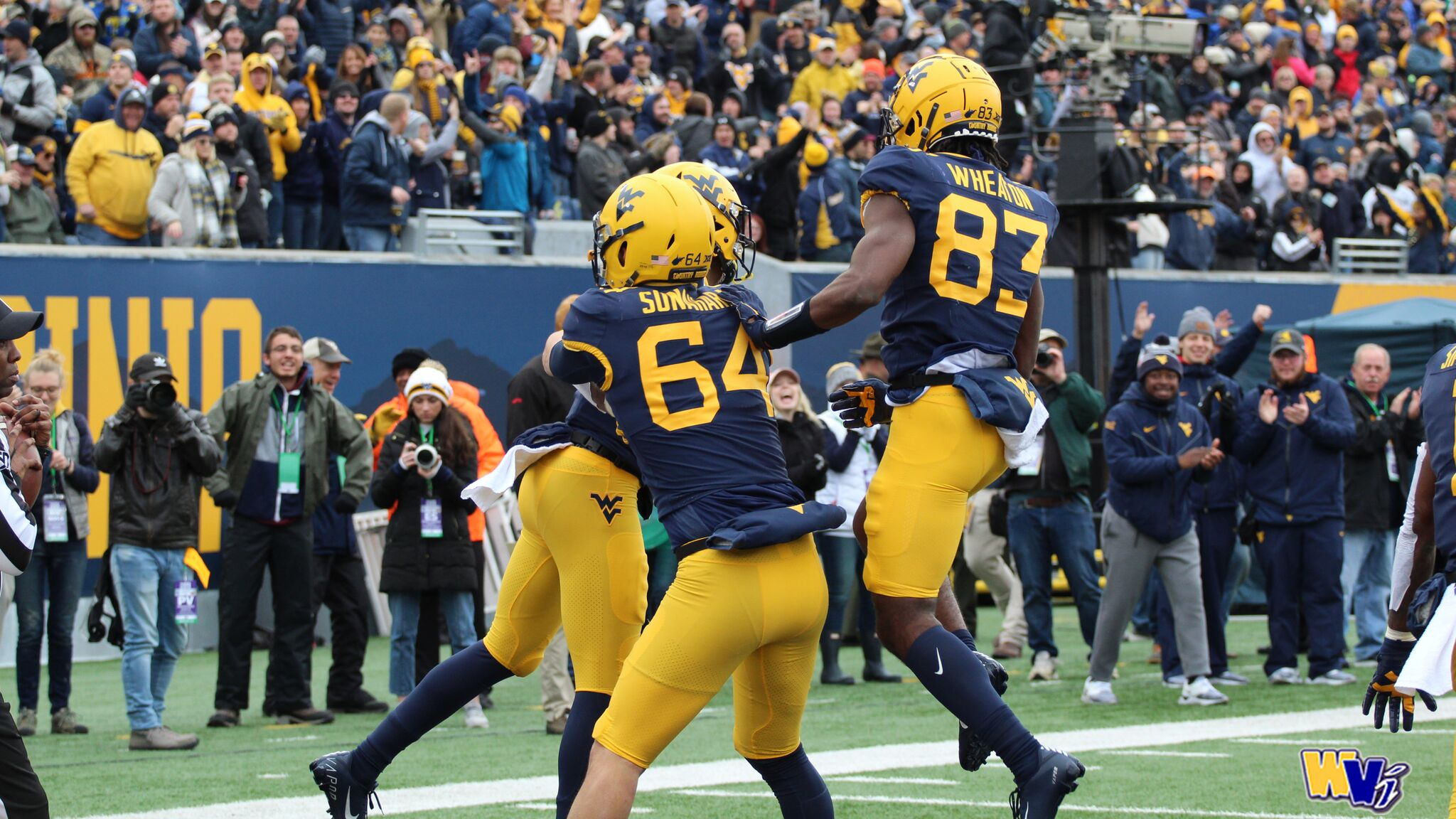 West Virginia Looking To Send Seniors Off With Win Vs Tcu