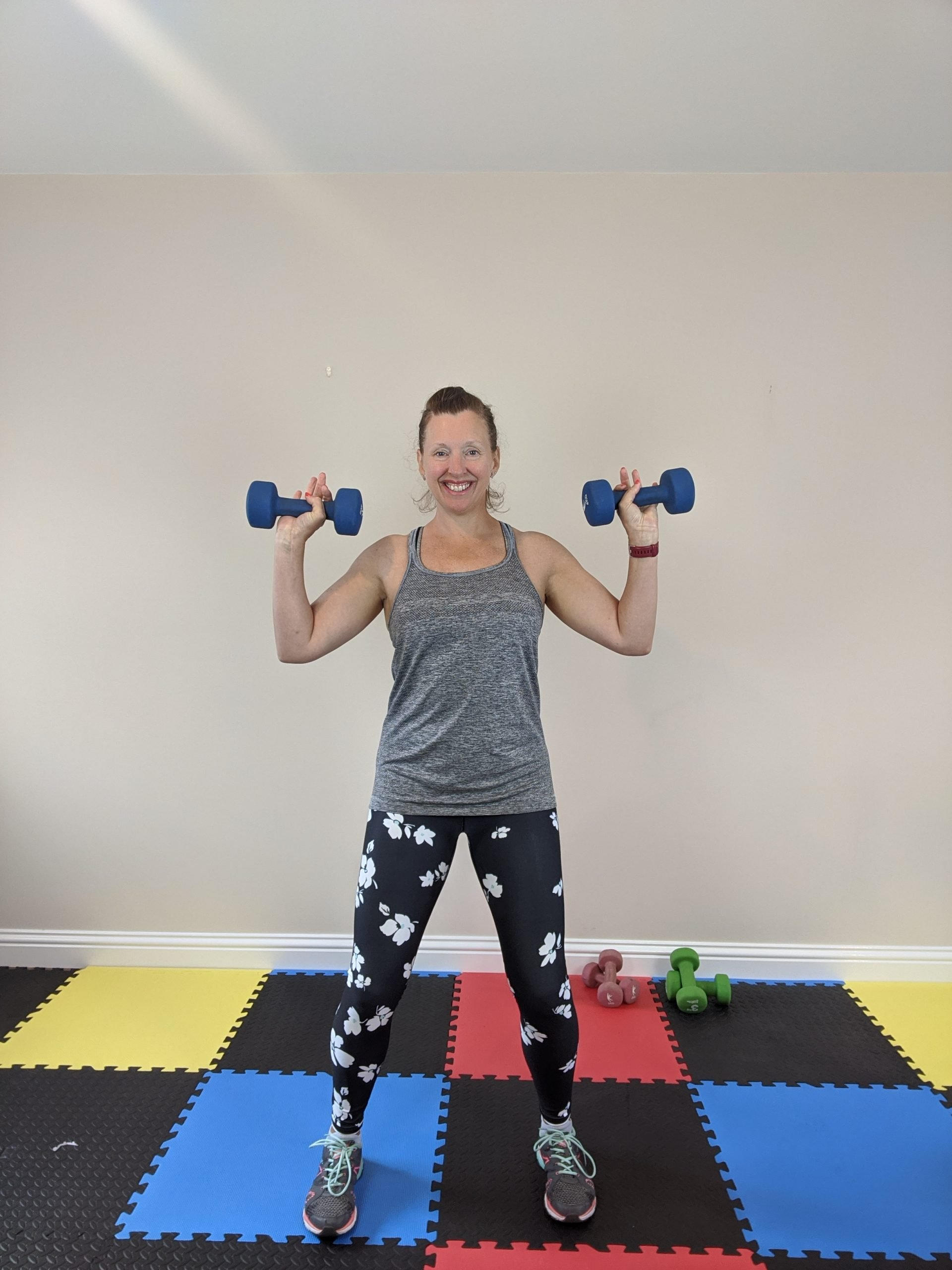 Fitness instructor in Cambridge