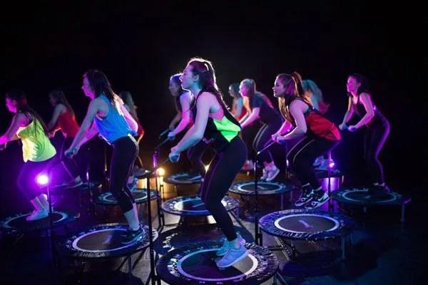 Dance Instructor Boogie Bounce