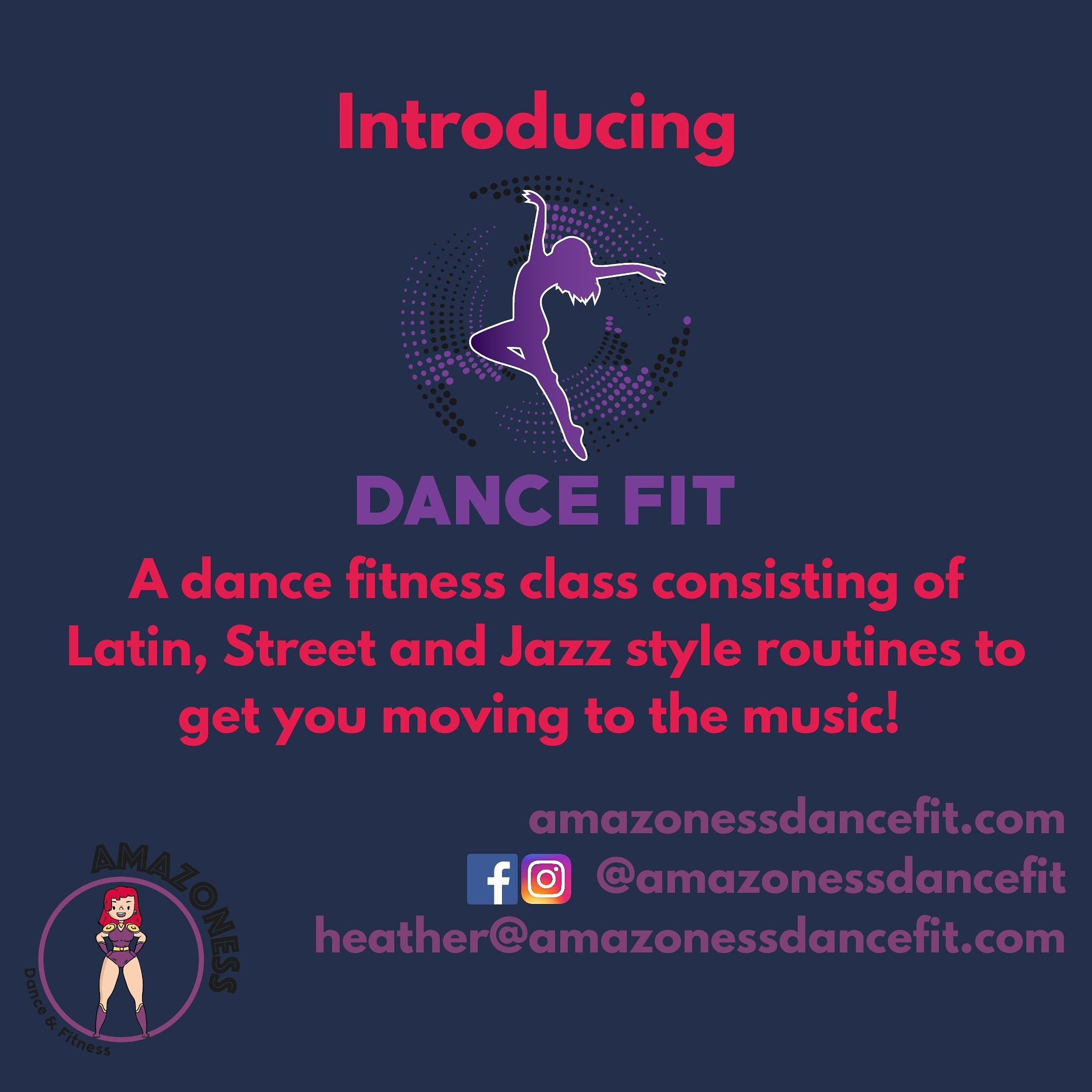 Online Dance Instructor Dance Fitness