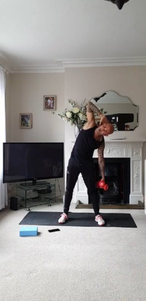 Online Personal Training Fitness