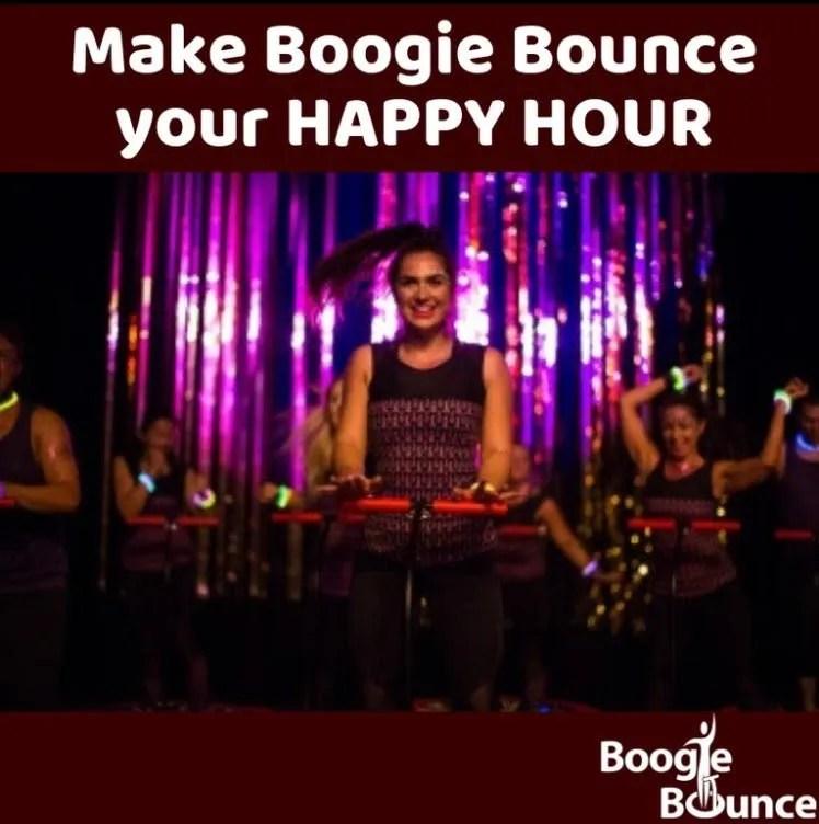 Boogie Bounce Classes Online