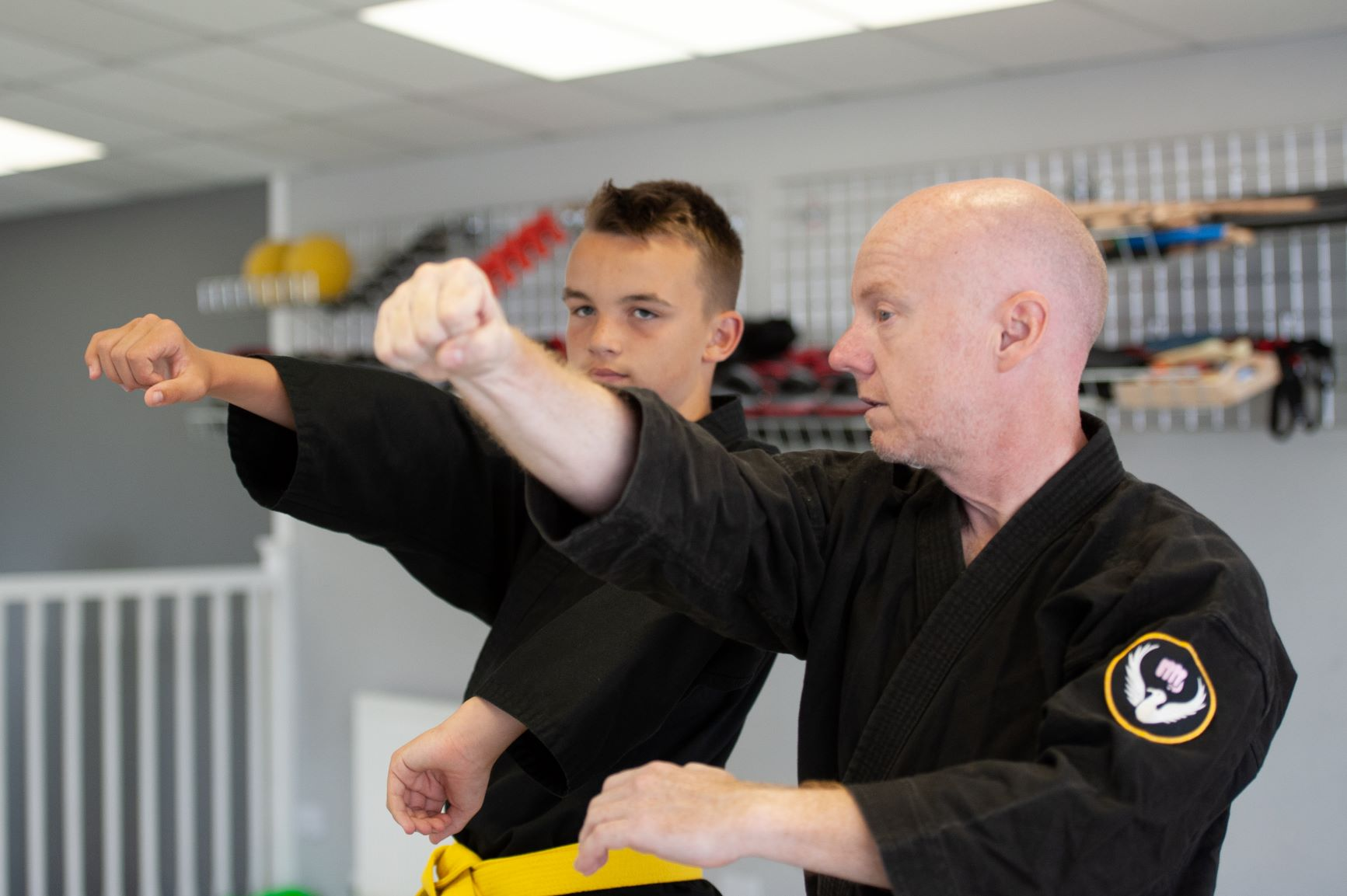 Martial Arts instructor in Cheltenham