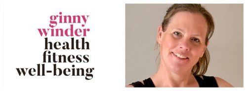 Ginny Winder fitness, health and well-being classes