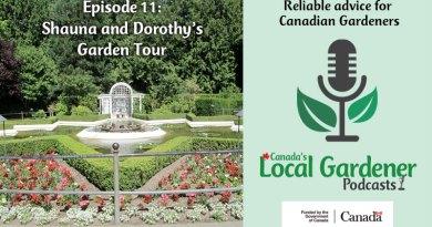 Shauna and Dorothy's Garden Tour