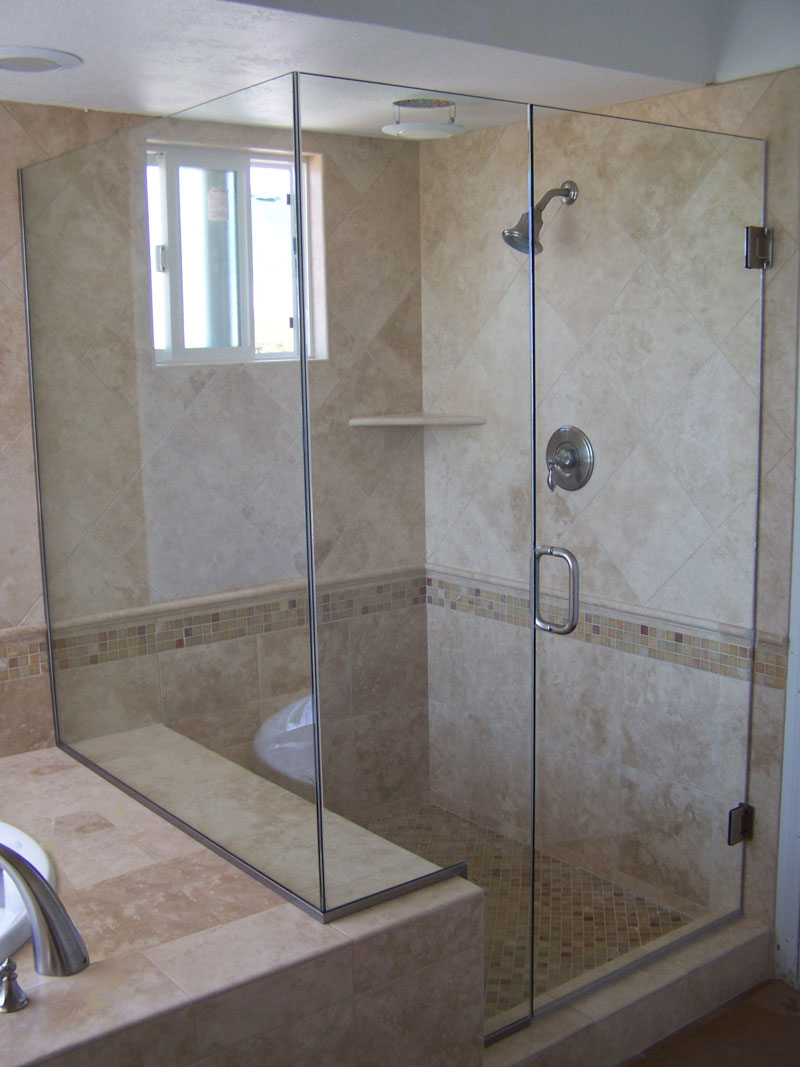 Image Result For Frameless Shower Doors Vs