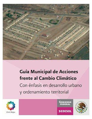 Mitigando y adaptándose al cambio climático a través de la planeación de las ciudades y el territorio