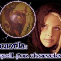 BooksNFilm: A Spell for Chameleon