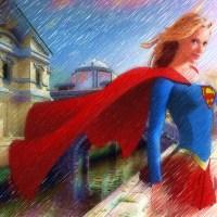 SuperGirl - Peaceful Summer