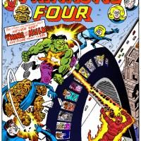 Fantastic Four #167 Redo [Original: Fred Hembeck] Colored