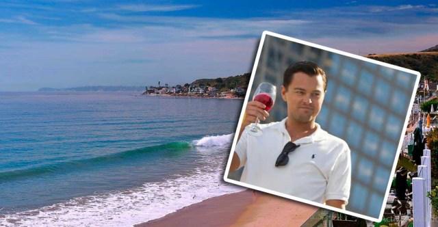 Leonardo DiCaprio Malibu Beachfront Property