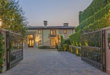 "Alkiviades ""Alki"" David Beverly Hills Home"