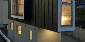 Stunning Narrow House Design Ideas - local home us
