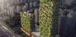 Vertical Forest - Green Building Design