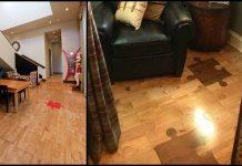 Puzzle Floor