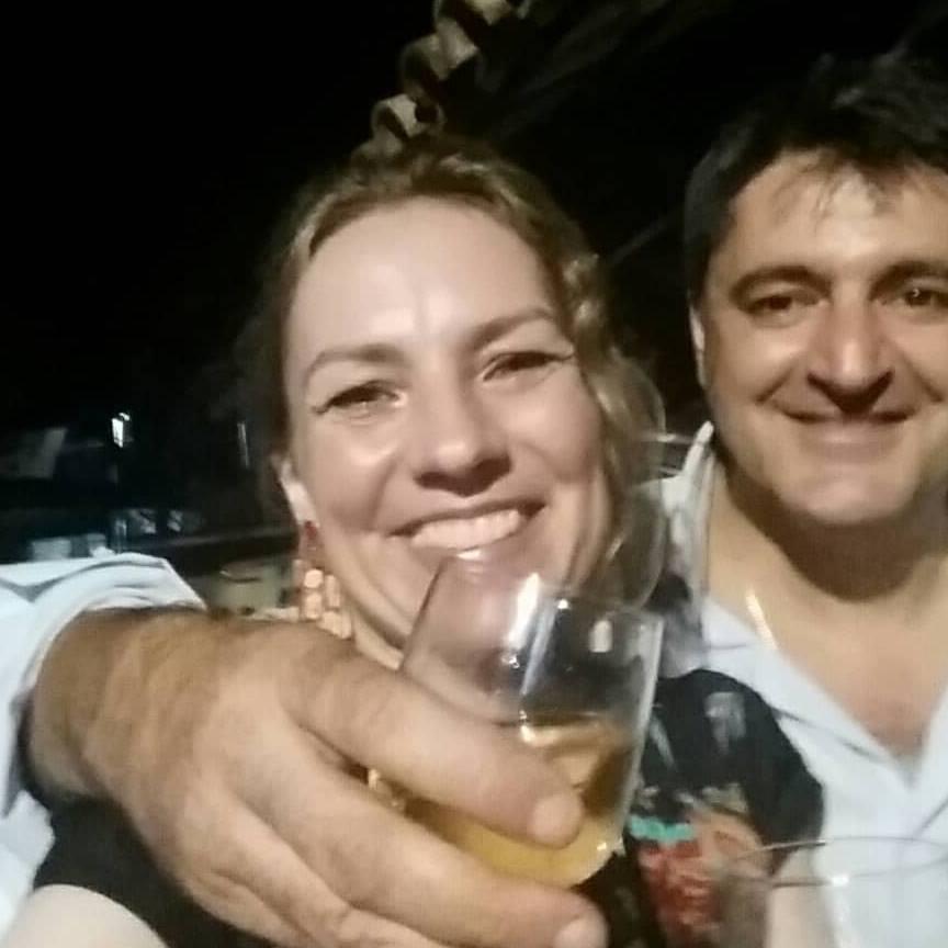 Peppe en Iris Locals in Naples