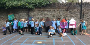 Year 2 at Hillcrest Primary School