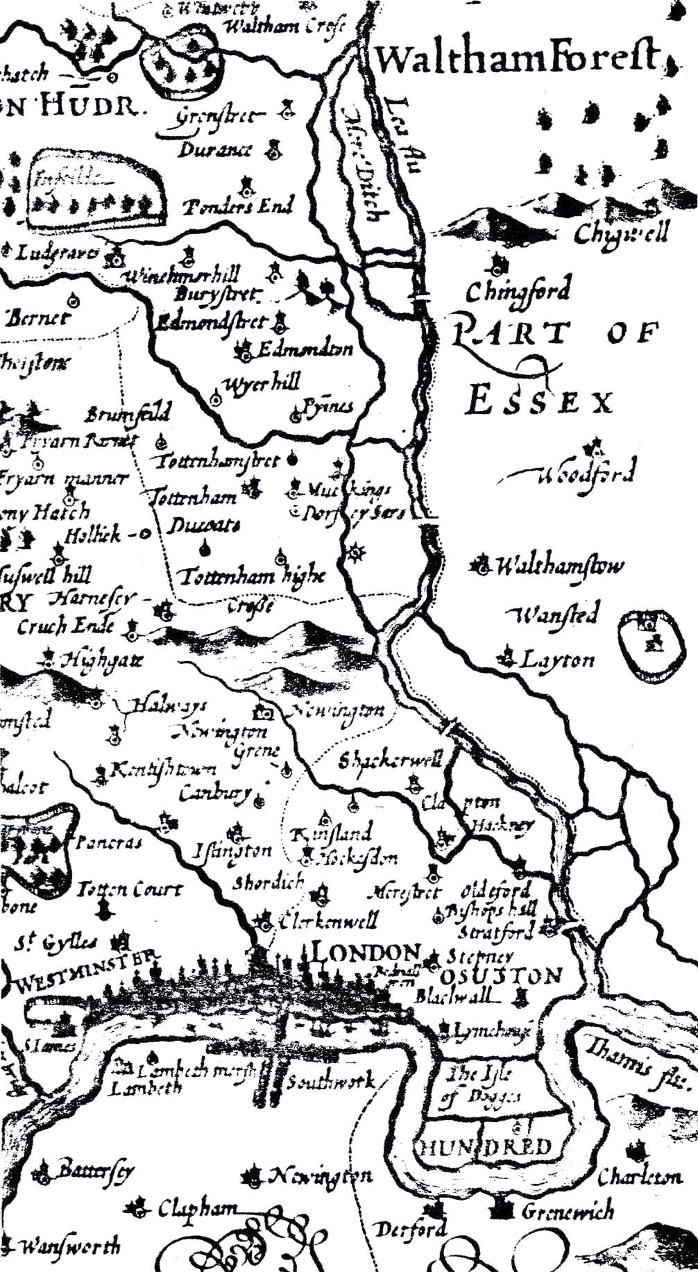 Early London Maps