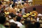 Dawn of a new era in Myanmar as Aung San Suu Kyi's party takes over - 7