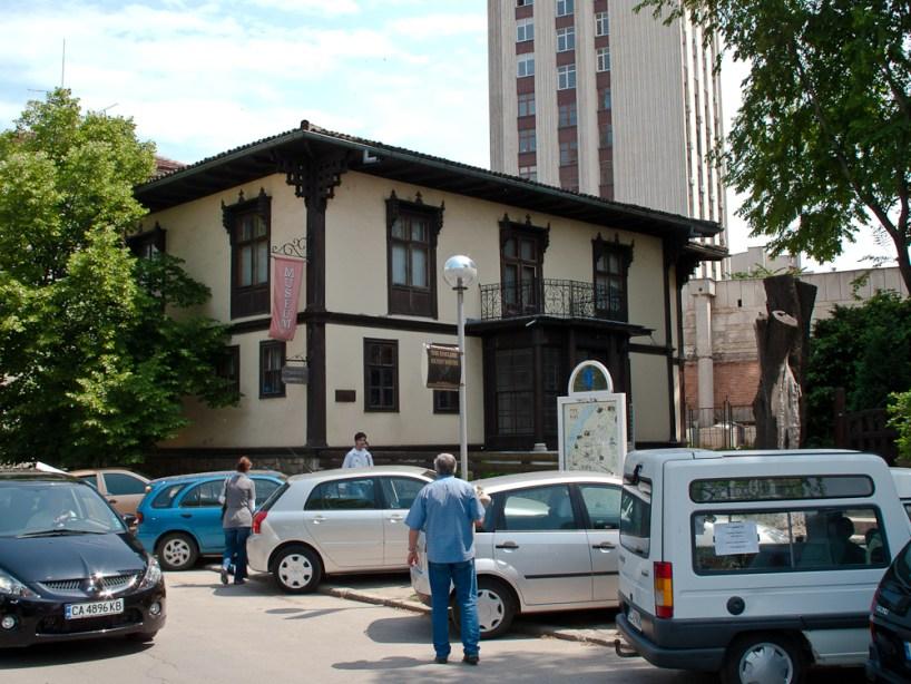 Heimatmuseum in Rousse