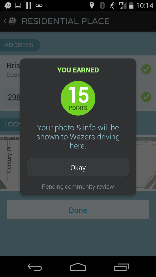 Waze Editor Levels - Year of Clean Water