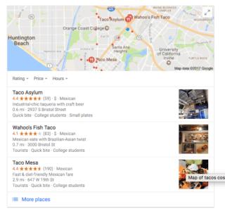 Explicit Geo Location