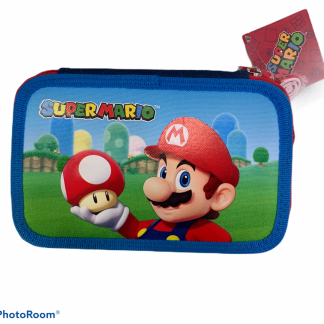 Astuccio 3 Zip Super Mario Original
