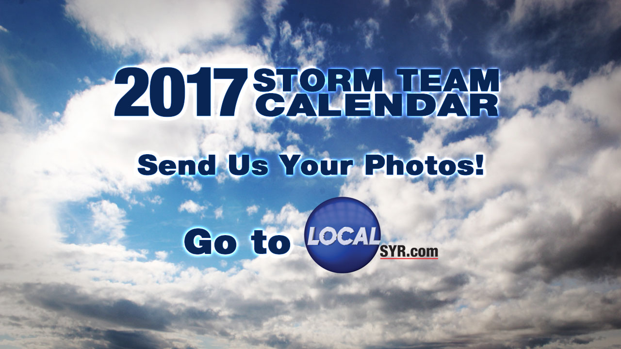 2017 Calendar Photo Submissions