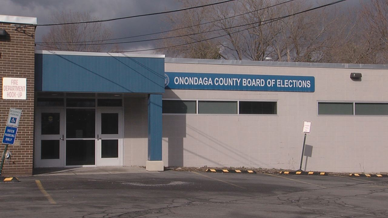 Onondaga County Board of Elections