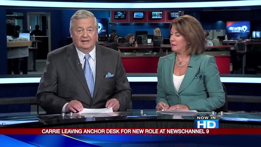 Carrie Lazarus taking on new role at NewsChannel 9_30959636